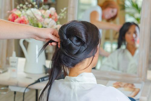Coiffure mariage à Cherbourg