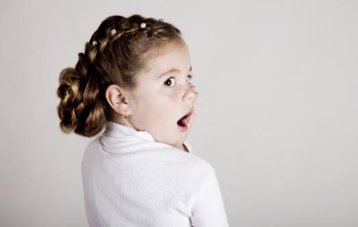 Coupe de cheveux pour enfants à Cherbourg